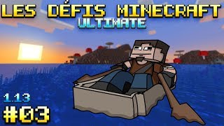 JE TROUVE UN BIOME RARE!! | DÉFIS MINECRAFT ULTIMATE 1.13 | #03