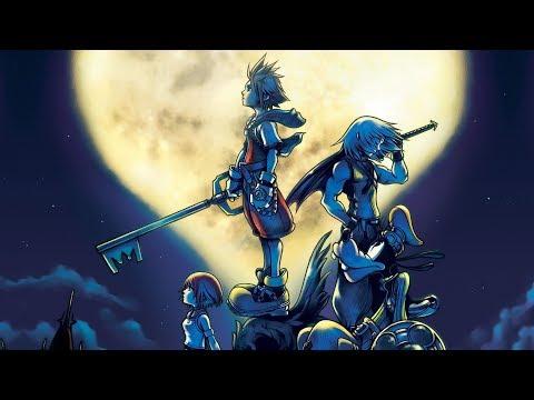 KINGDOM HEARTS Full Game Walkthrough - No Commentary ( Kingdom Hearts HD 1.5 Final Mix) 2018