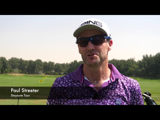 Sharjah Senior Golf Masters 2018 - Players Interview.