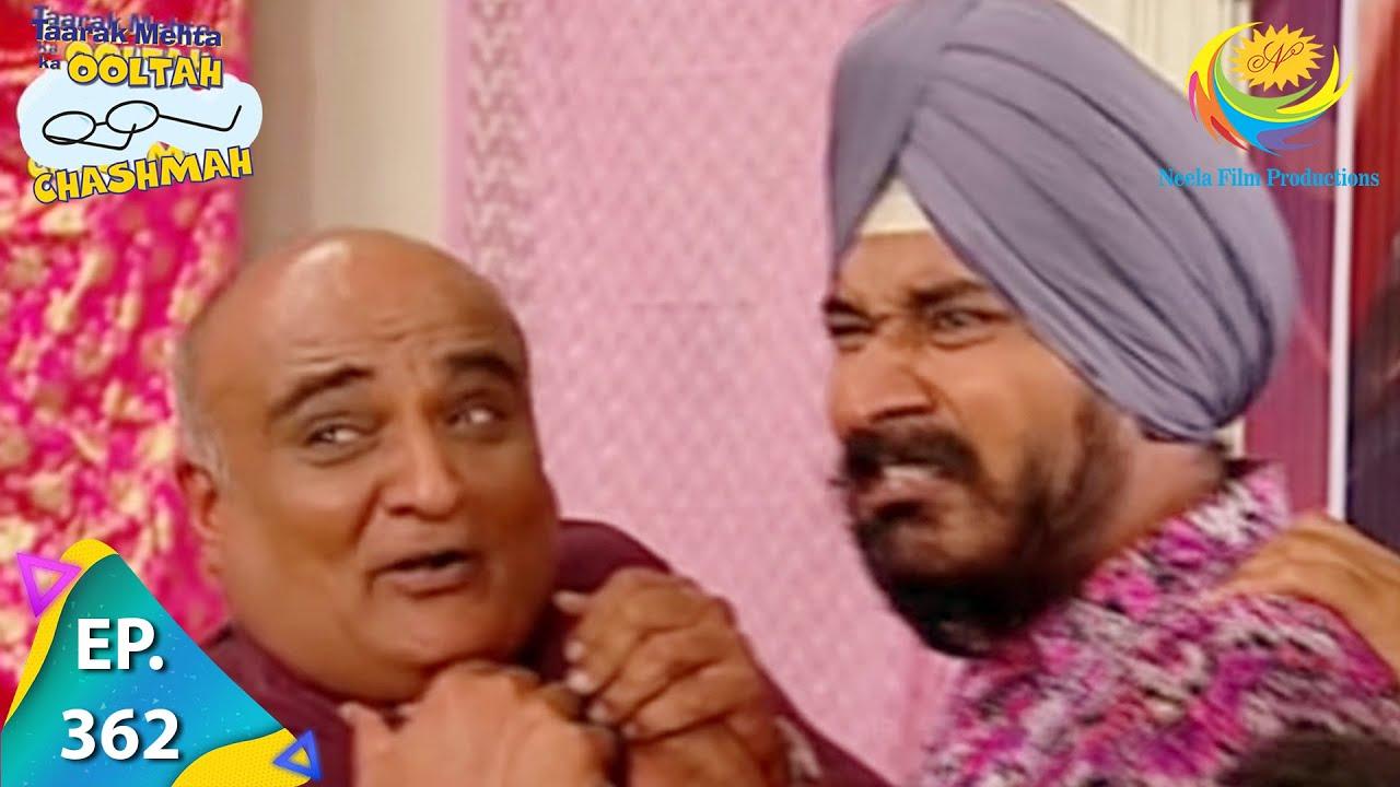 Download Taarak Mehta Ka Ooltah Chashmah - Episode 362 - Full Episode