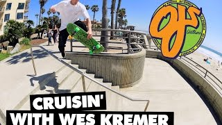 Cruisin' With Wes Kremer | OJ Wheels