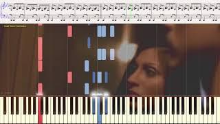 How Come, How Long - Babyface (Ноты и Видеоурок для фортепиано) (piano cover)