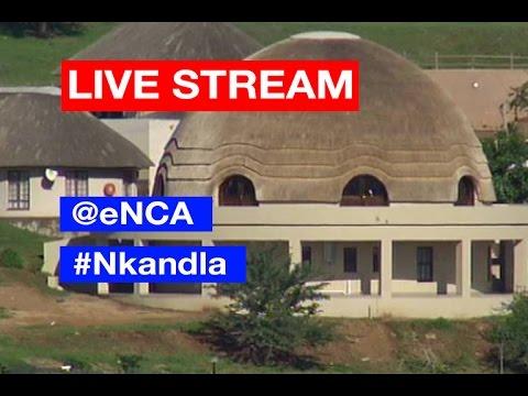 LIVE: Nkandla site inspection