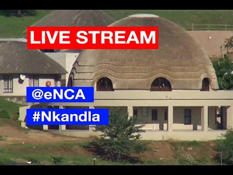 LIVE: Nkandla site inspection