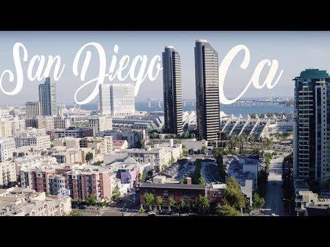 America's Finest City: San Diego, CA 4K