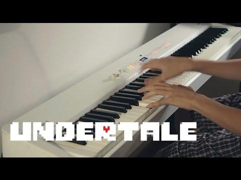 UNDERTALE - Heartache / ASGORE [piano cover]
