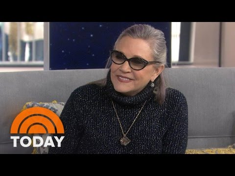 Carrie Fisher: My Affair With Harrison Ford