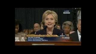 Chairman Gowdy questions Secretary Clinton about Benghazi - Round 2