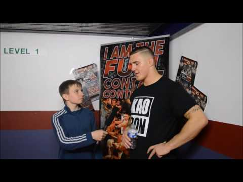 Tom Aspinall FCC 16 Post Fight Interview