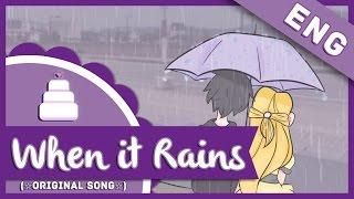 「VOCALOID English Original」 When It Rains 【Jayn ft. CYBER DIVA】