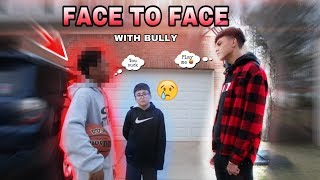 CONFRONTED LITTLE BROTHERS BULLY!! Then he did this ...