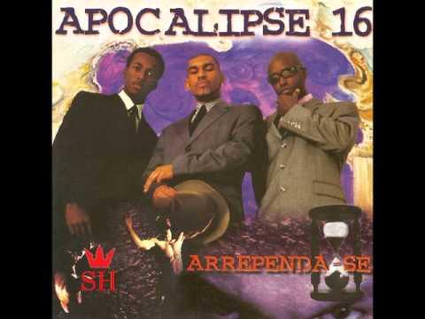 Arrependa-se - Apocalipse 16 - CD Completo