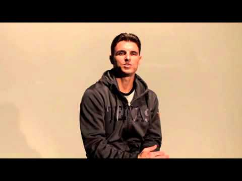 Troy Dumais - How Do You Roll? BYBY Video Interview - YouTube