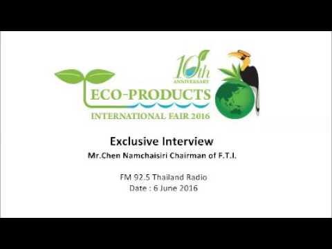 Exclusive Interview FM 92.5 - Thailand Radio