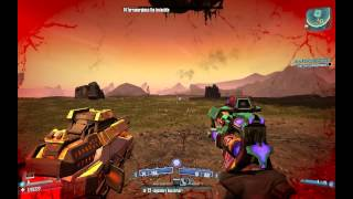 How to solo terramorphous in uvhm with axton commando videos
