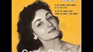 Come Prima :  Maria Candido. et Paul Durand et son orchestre