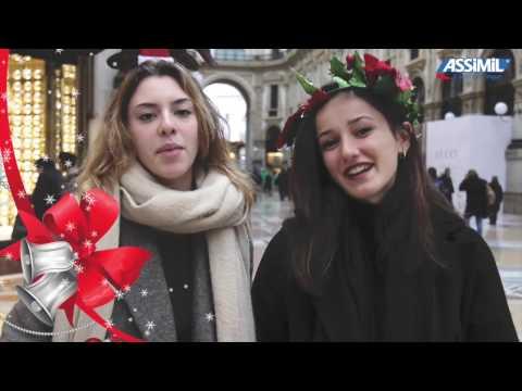 Un Buon Natale in tutte le lingue