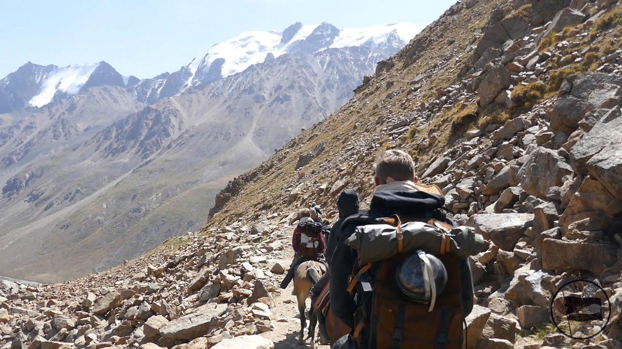 Kirgistangroßfahrt 2018