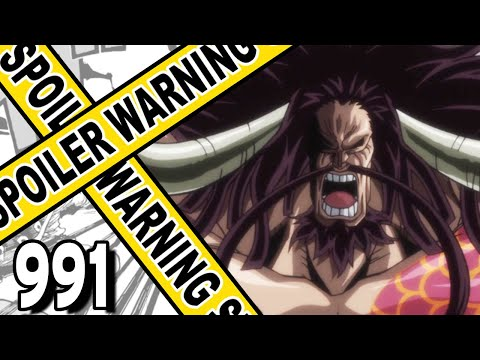 UNBELIEVABLE POWER!!! | One Piece Chapter 991 Review | Grand Line Review