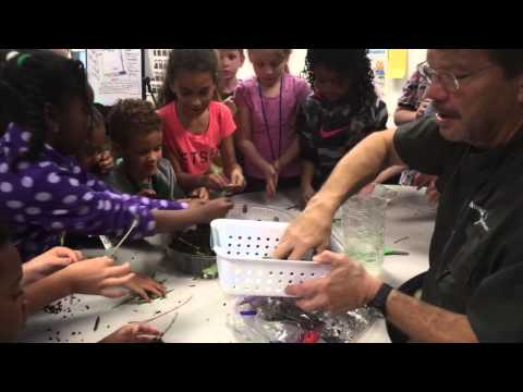 Rick Crosslin Science - How Soil is Made - Grade 1 Science