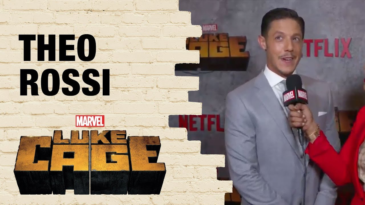 Theo Rossi introduces #ShadyMariah and Reveals Shades' Past in Marvel's Luke Cage Season 2