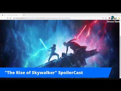 """The Rise Of Skywalker"" SpoilerCast"