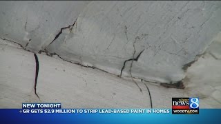 GR gets grant to strip lead-based paint in homes