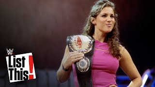 6 female Superstars who challenged for titles in their debuts: WWE List This