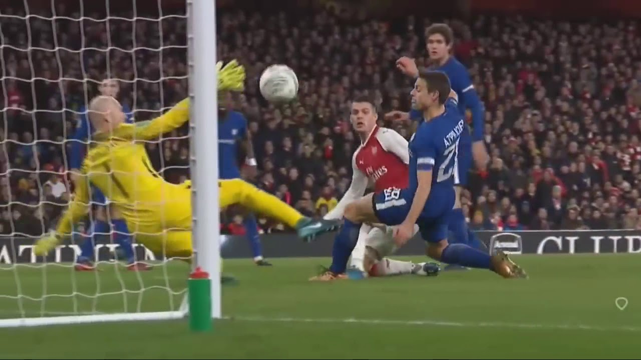 Download LAST MATCH ARSENAL vs CHELSEA 2-1 All Goals & Highlights   24/01/2018 HD