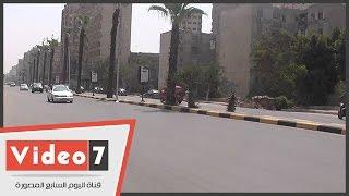"""شارع فيصل بعد التطوير """"حمادة تانى خالص"""".. والأهالى: """"مكناش نحلم بكده"""""""