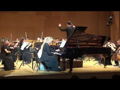 """12/14/2019 Mira Marchenko: Concert series """"Guests of the Center"""": Pavel Slobodkin Center, Moscow"""
