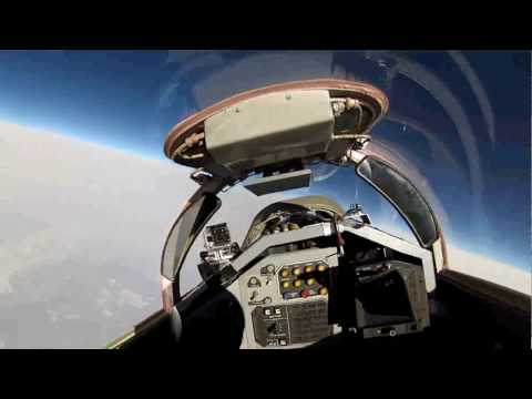 """From The Pilots Seat: """"Suborbital Space Training in MiG-29"""". Our tourist from Poland - 03/2014!"""