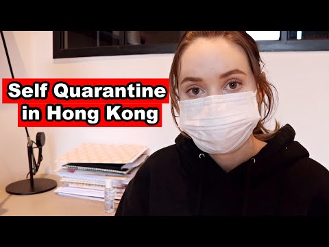 Life in Hong Kong Lately With The Coronavirus