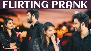 Flirting Prank with Traditional Girl    VJ Prem   Ka Ka Ka Po