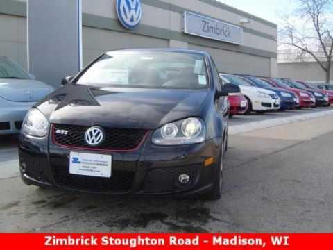 2009 Volkswagen GTI Madison WI 53714