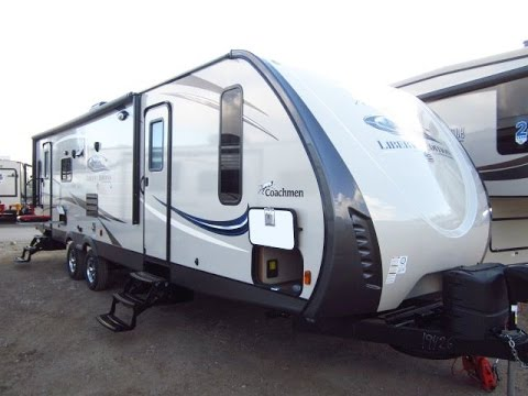 HaylettRV.com - 2016 Freedom Express 297RLDS Rear Living Travel Trailer By Coachmen RV