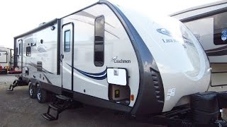 HaylettRV.com - 2016 Freedom Express 297RLDS Rear Living Travel Trailer by Coachmen RV