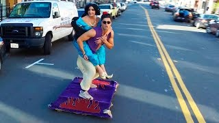 ALADDIN MAGIC CARPET SAN FRANCISCO(Watch in 360 - https://youtu.be/nxAcik04AhU Watch how we did it - https://www.youtube.com/watch?v=YONp736TNUM Beats By: ..., 2016-03-24T18:48:28.000Z)