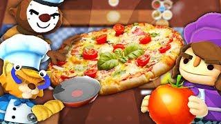 Wir backen Pizza und es spukt | #05「Overcooked」