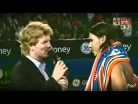 Rafael Nadal funny tennis moments