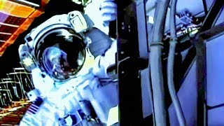 How a space suit is the world's smallest space craft | Horizon: Space Junk | Earth Lab