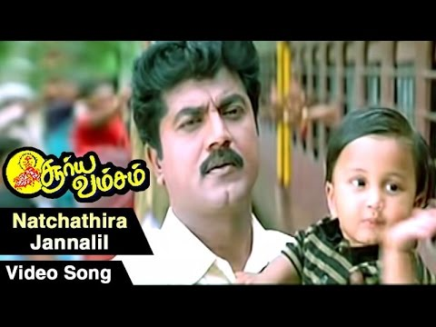 Natchathira Jannalil  Video Song |...