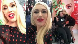 Gwen Stefani | Instagram Live Stream | November 20 2017