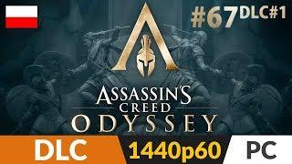 ASSASSIN'S CREED ODYSSEY PL  DLC cz.1 #1 (odc.67)  Ostatnia część DLC