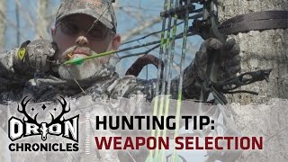 Video Rifles vs Bow: How to Choose Your Weapon for Hunting download MP3, 3GP, MP4, WEBM, AVI, FLV Juli 2018