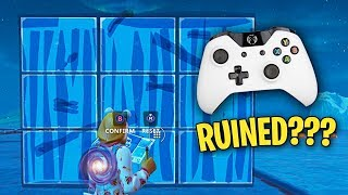 This is How Fortnite Ruined Editing for Console Players...