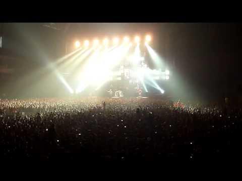 Rammstein - Du Hast (Live at Kombank Arena, Belgrade │28.04.2013.)