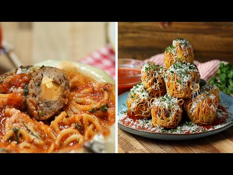 4 Crazy Spaghetti And Meatballs Recipes You Have To Try