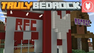 Truly Bedrock SMP S1 : E26 - New Chicken Shop!