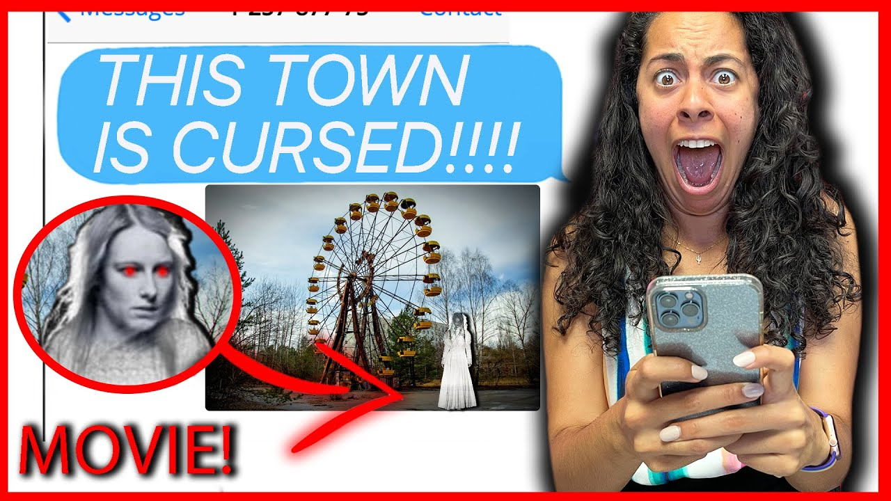 The Cursed Town Where EVERYTHING Goes Wrong - The Movie Part 1 (Scary Text Message Story)